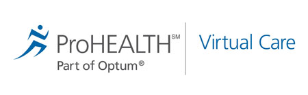 ProHEALTH Care Virtual Visits logo